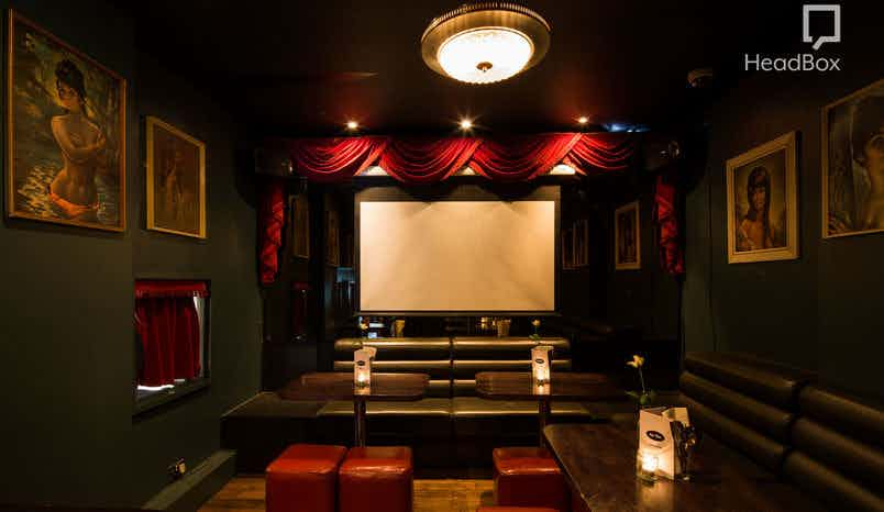Cinema Room, Cafe Tabac