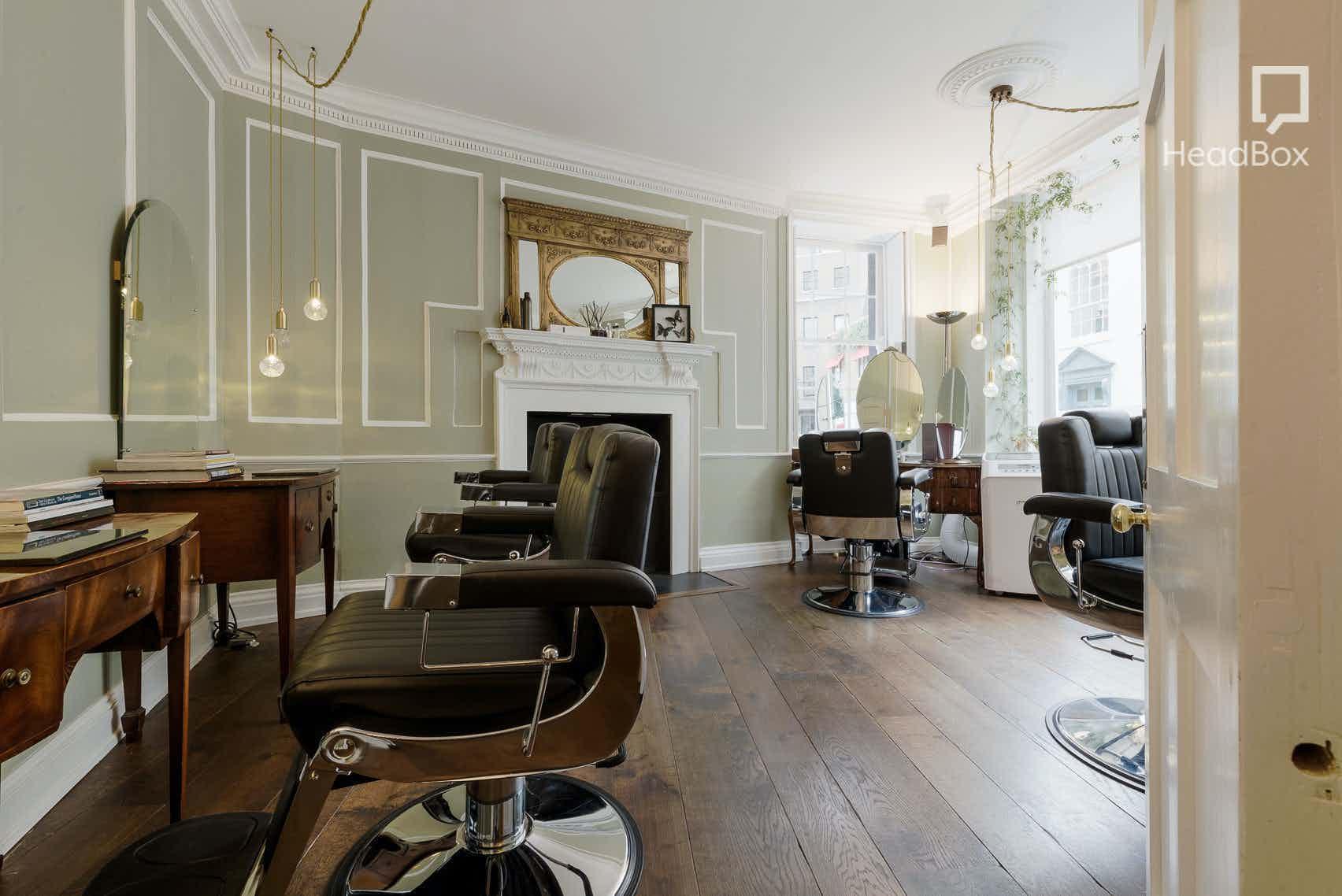 Drawing Room, Whole Salon