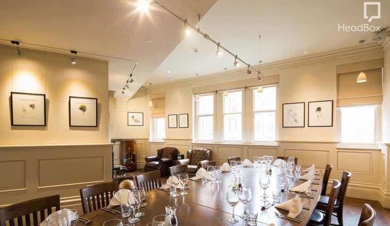 The Thomas Worthington Room, The Albert Square Chop House