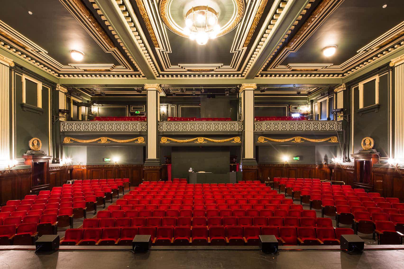 Theatre Auditorium, Epstein Theatre