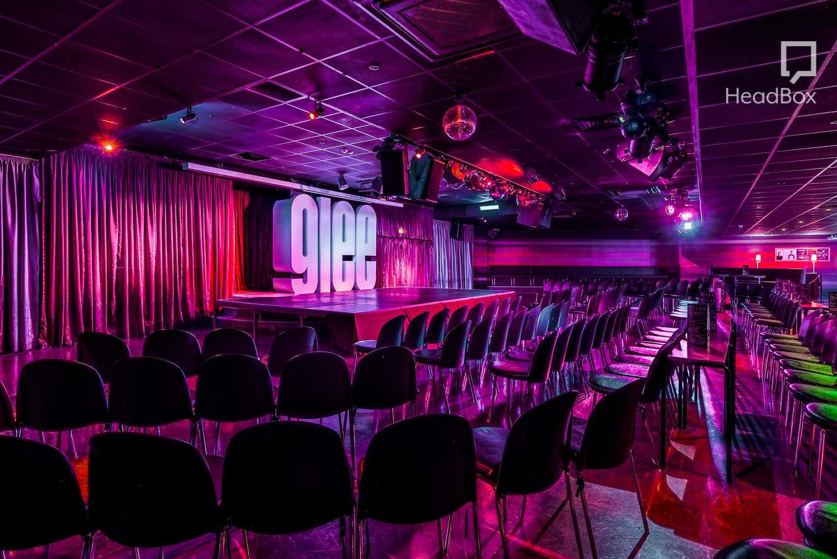 Main Room Birmingham, The Glee Club