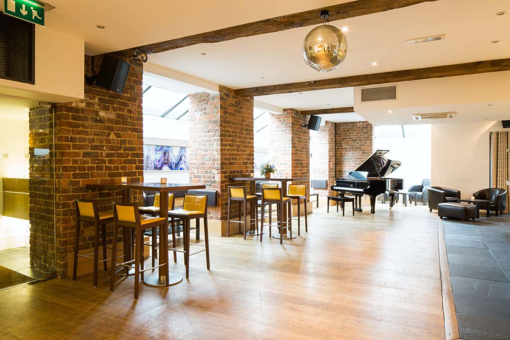 Resident's Lounge, Hope Street Hotel
