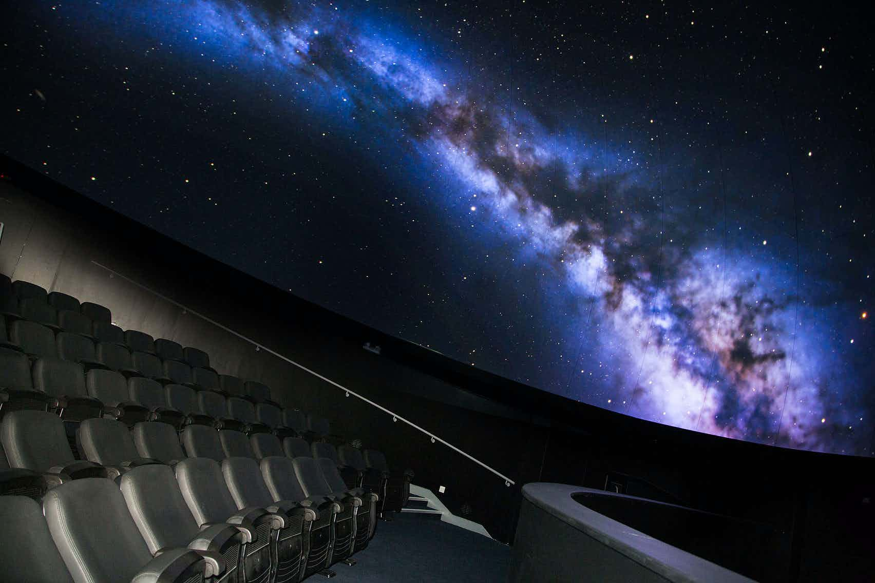Planetarium, We The Curious