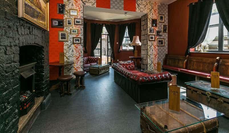 Lounge & Terrace, Lock 91