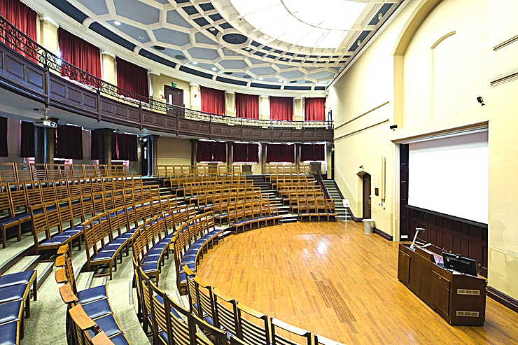 Leggate Theatre **Book the Leggate Theatre at the Victoria Gallery Museum for your next corporate event - ideal for meeting room hire, conferences, training and workshops! Check out one of the best corporate venue hire Liverpool has to offer.** 