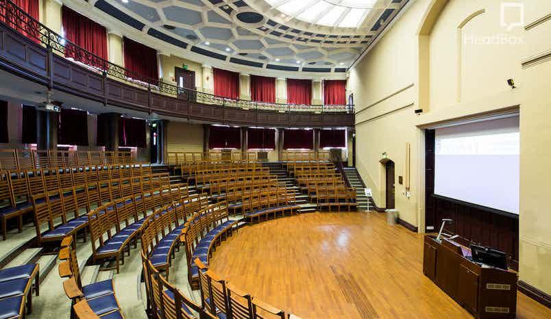 Leggate Theatre, Victoria Gallery Museum