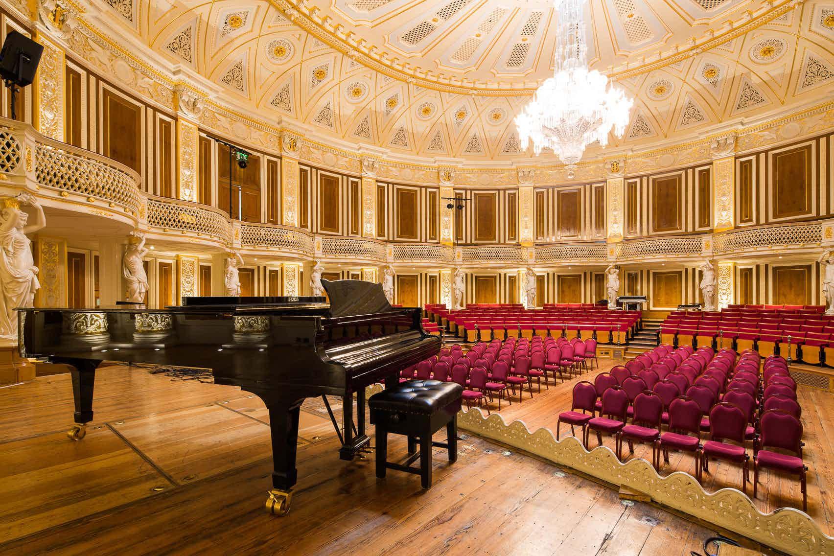 Concert Room, St George's Hall
