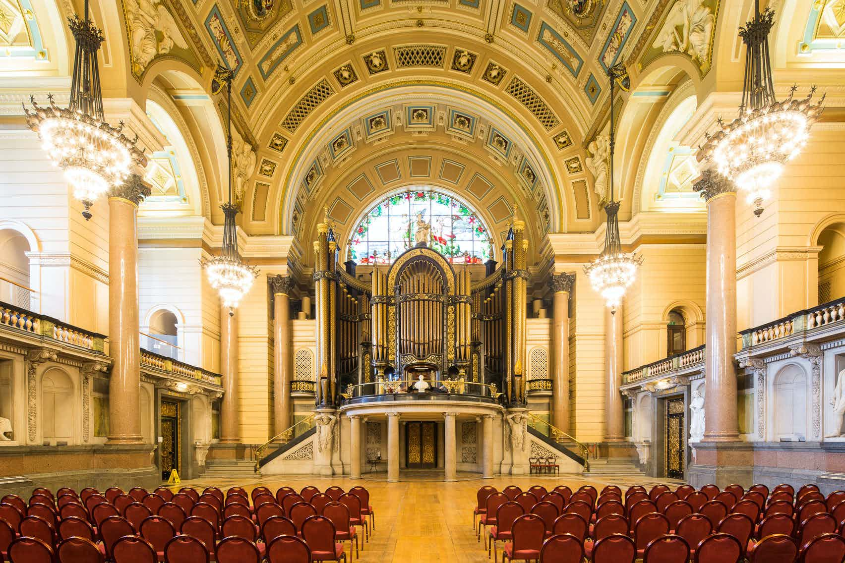 The Great Hall, St. George's Hall