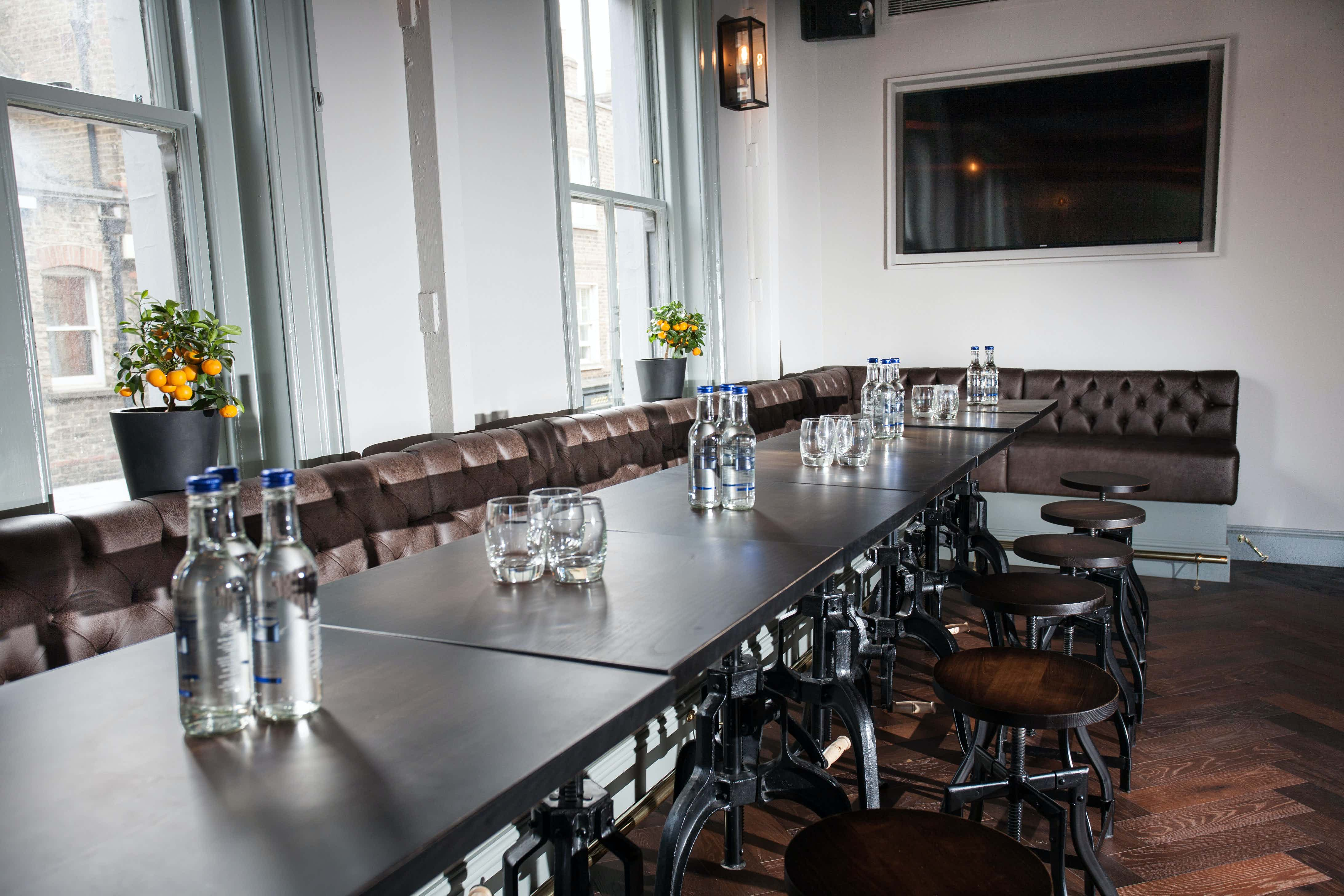Saloon Bar, The Marylebone