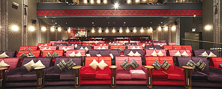 Whole Venue **Hire the Everyman Cinema Leeds for one of the best options for screening room hire London has to offer.** 