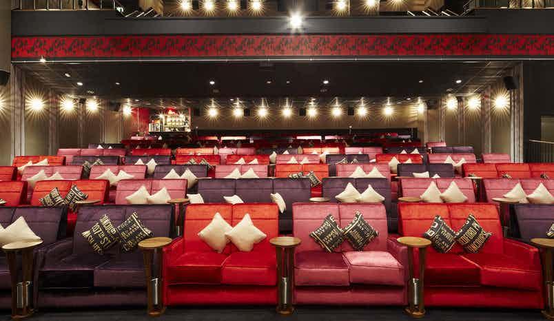 Whole Venue, Everyman Cinema Leeds
