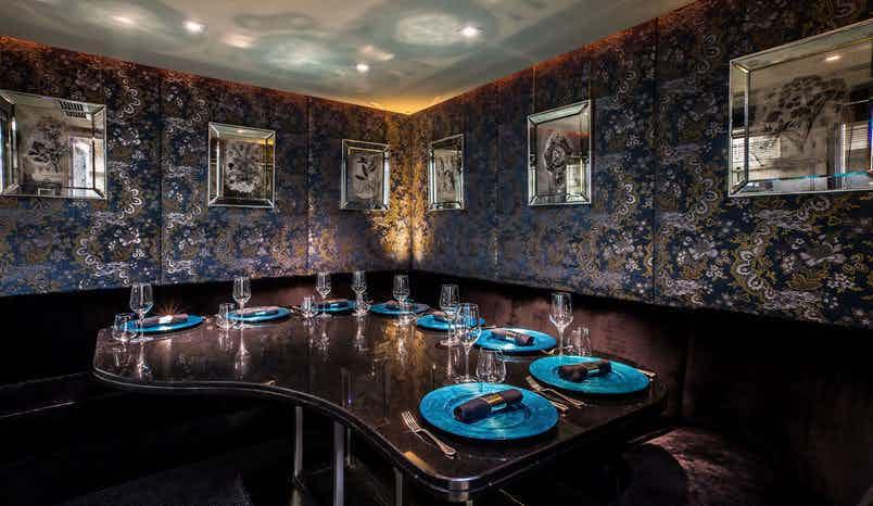 Kitchen Table, Savoy Grill