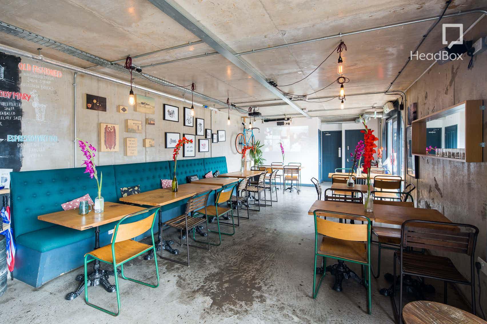 Exclusive Venue Hire, Spoke & Stringer Cafe