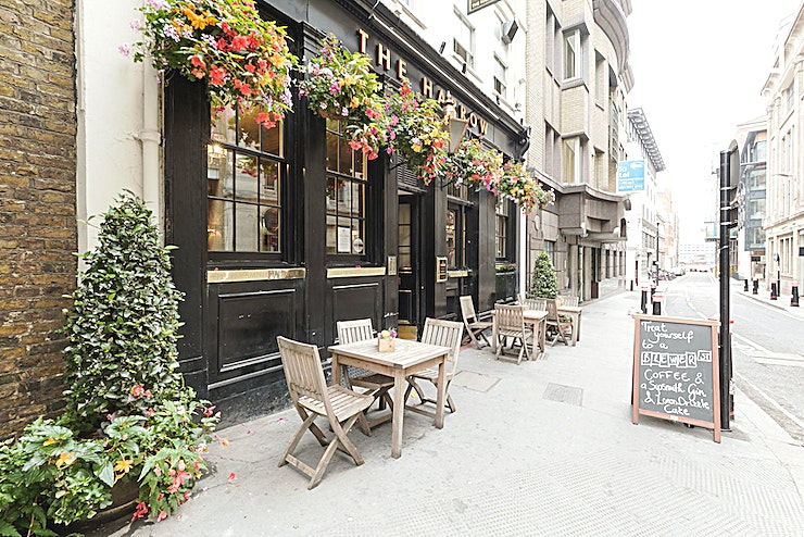 Entire Venue **Hire this top London pub venue for your next party venue hire - perfect for al events from Christmas parties to business lunches.**   Unfortunately due to the current state of affairs, The Harrow