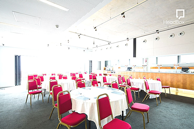 Terrace Bar **Book The Terrace Bar at at the Colston Hall in Bristol - a top venue hire for your next event.**