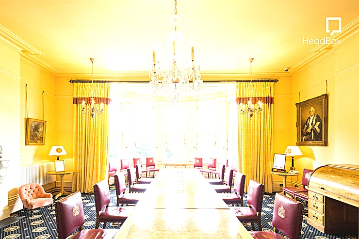 Guild of Guardian's Suite **Book the Guild of Guardian's Suite at The Lord Mayor's Mansion House for a unique meeting room hire in Bristol for your next meeting, away day or conference.**