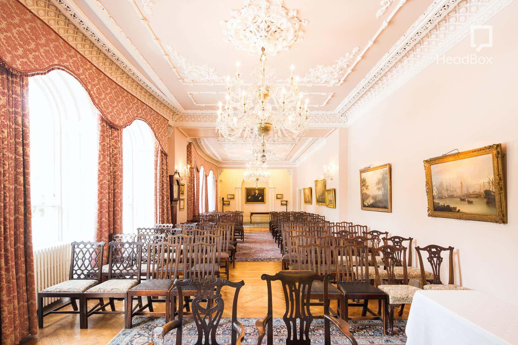 The Reception Room, Merchants' Hall