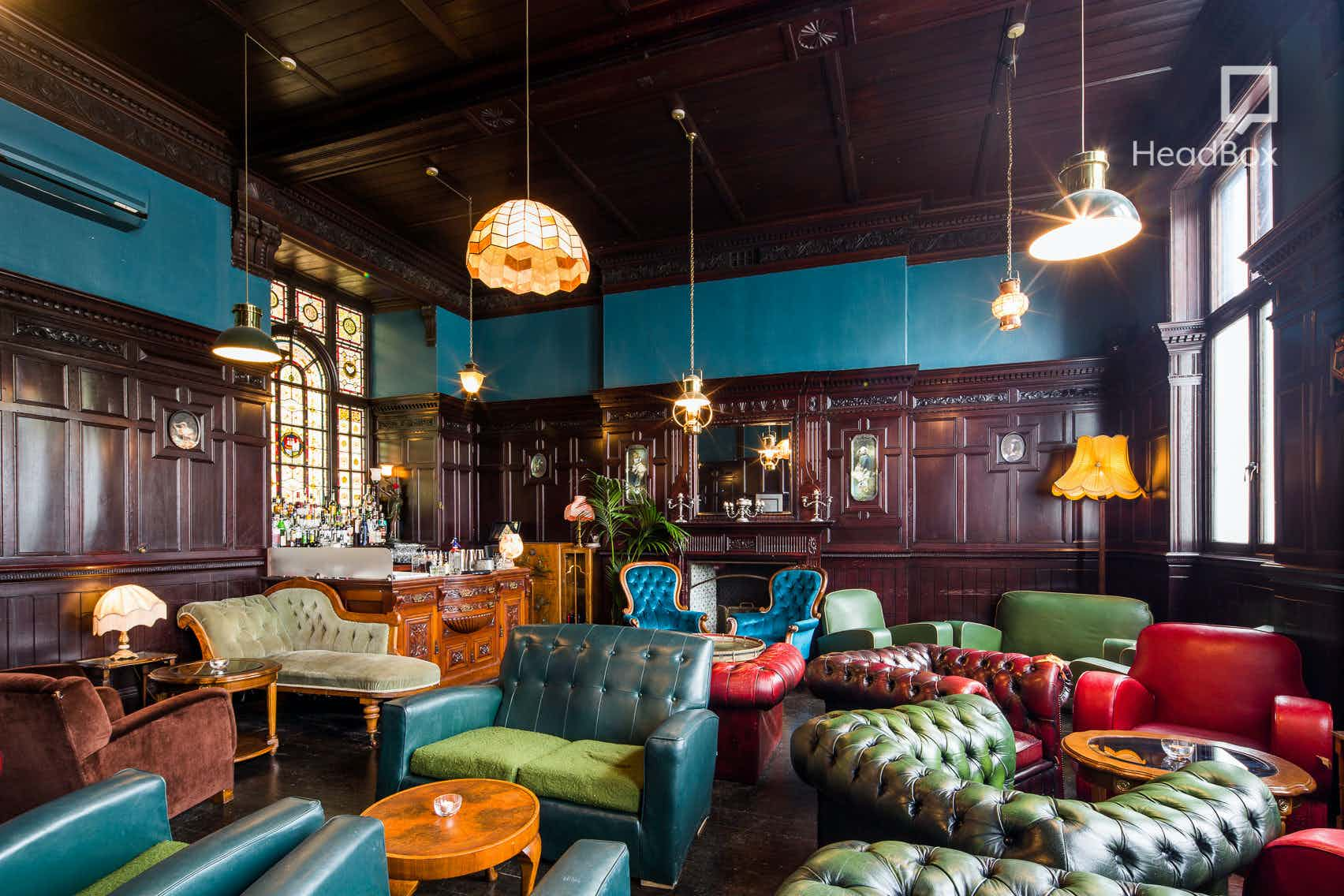The Lounge, The Milk Thistle