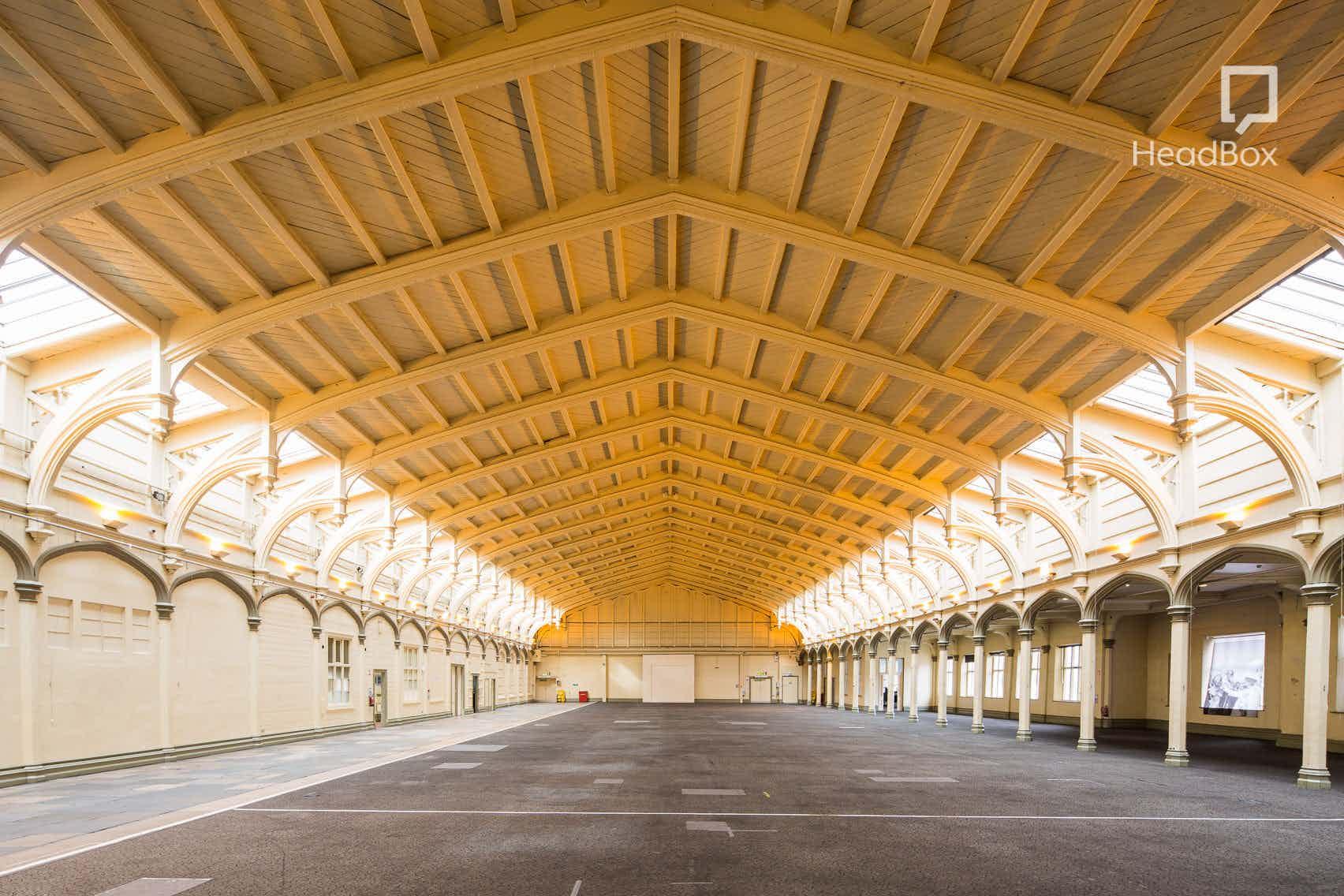 The Passenger Shed, Brunel's Old Station