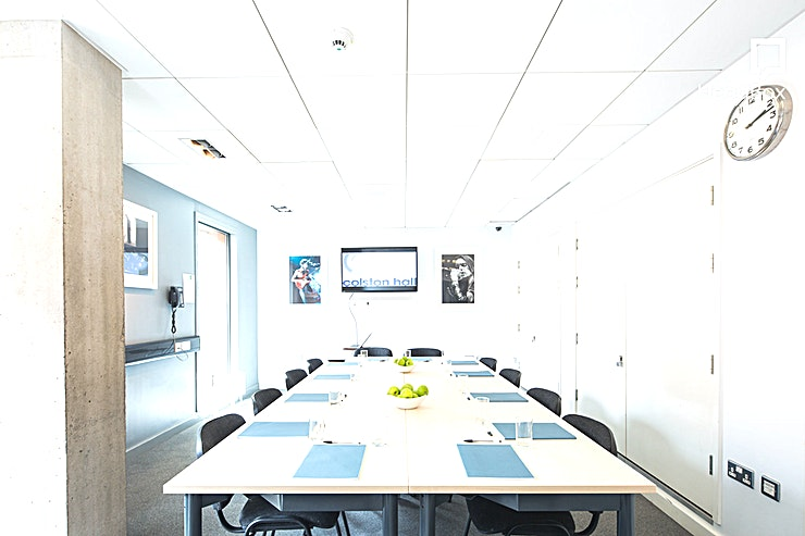 Meeting Room 2 **Meeting Room 2 at the Colston Hall is one of the top meeting rooms Bristol has to offer!**  Colston Hall is Bristol's largest concert hall with smaller Spaces that are perfect for meeting room hir