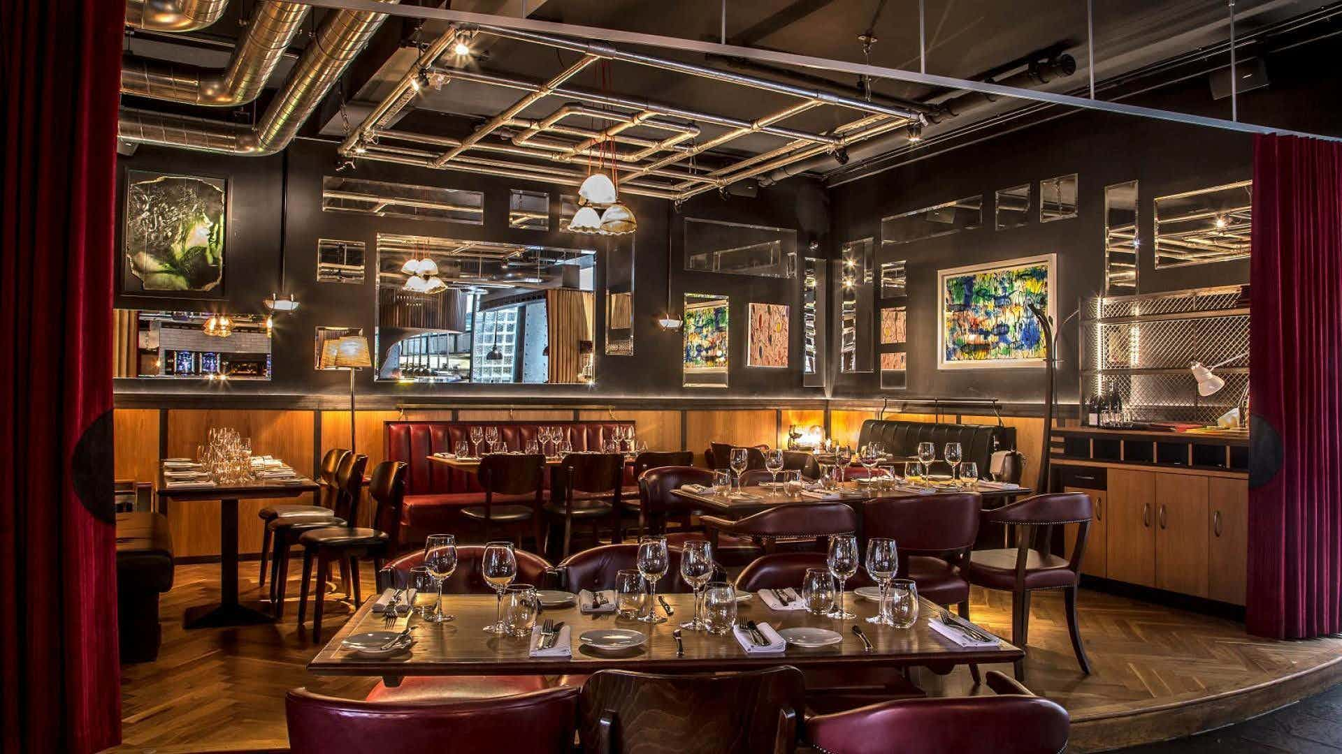 Exclusive Venue Hire, Heddon Street Kitchen