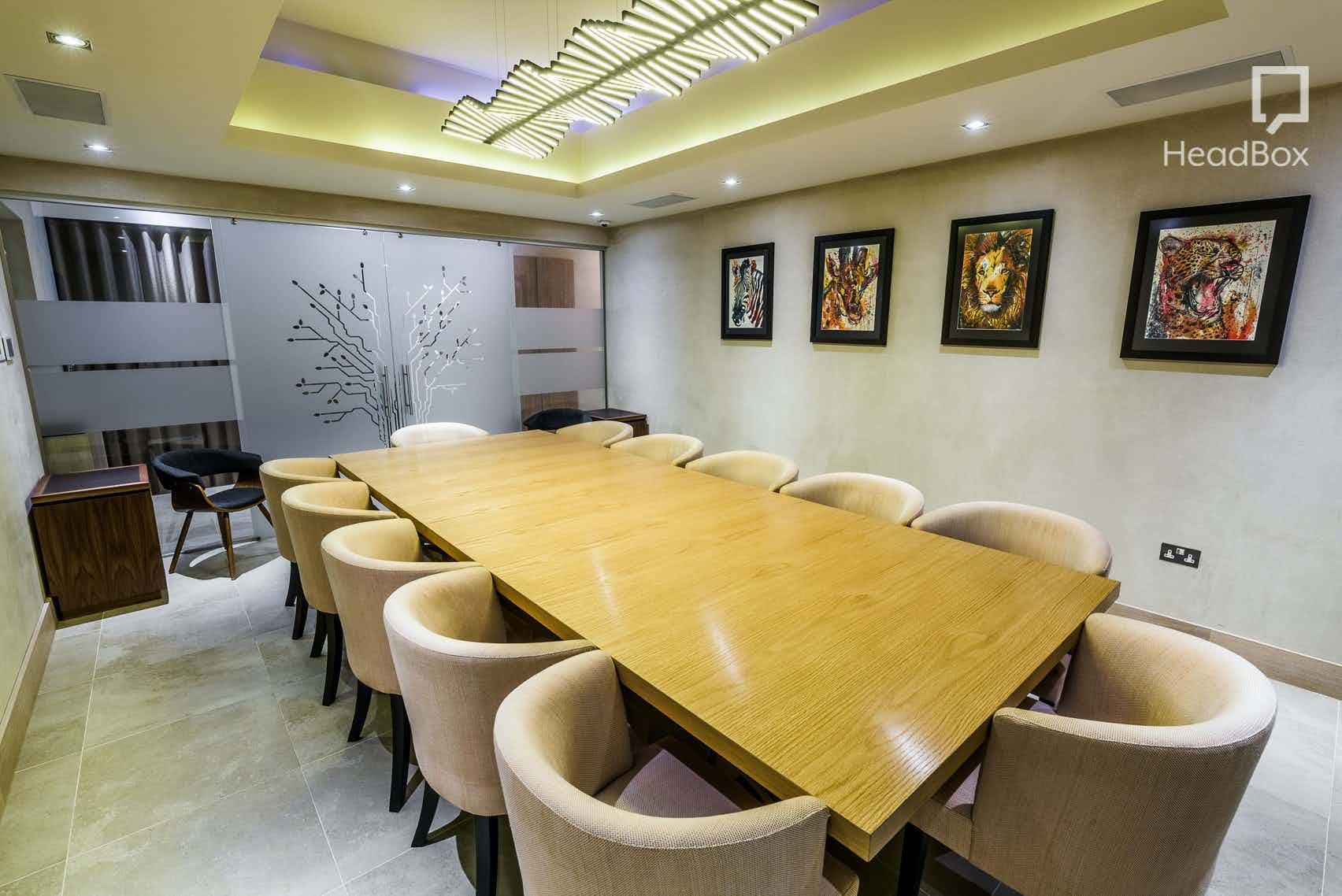Boardroom, Cornflake