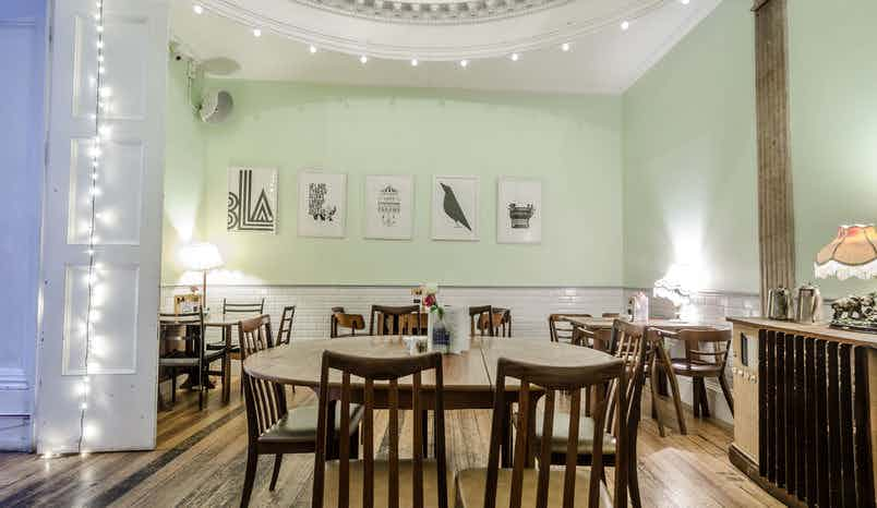 The Dome Room, Drink, Shop & Do