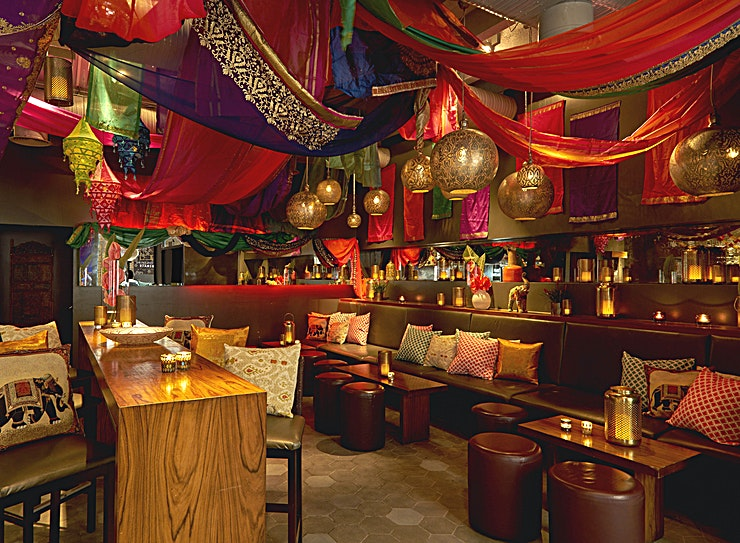 Anise Bar Hire Anise Bar in Cinnamon Kitchen, a venue in the heart of London city. This restaurant bar is a chic choice for all kinds of private parties and other occasions. 