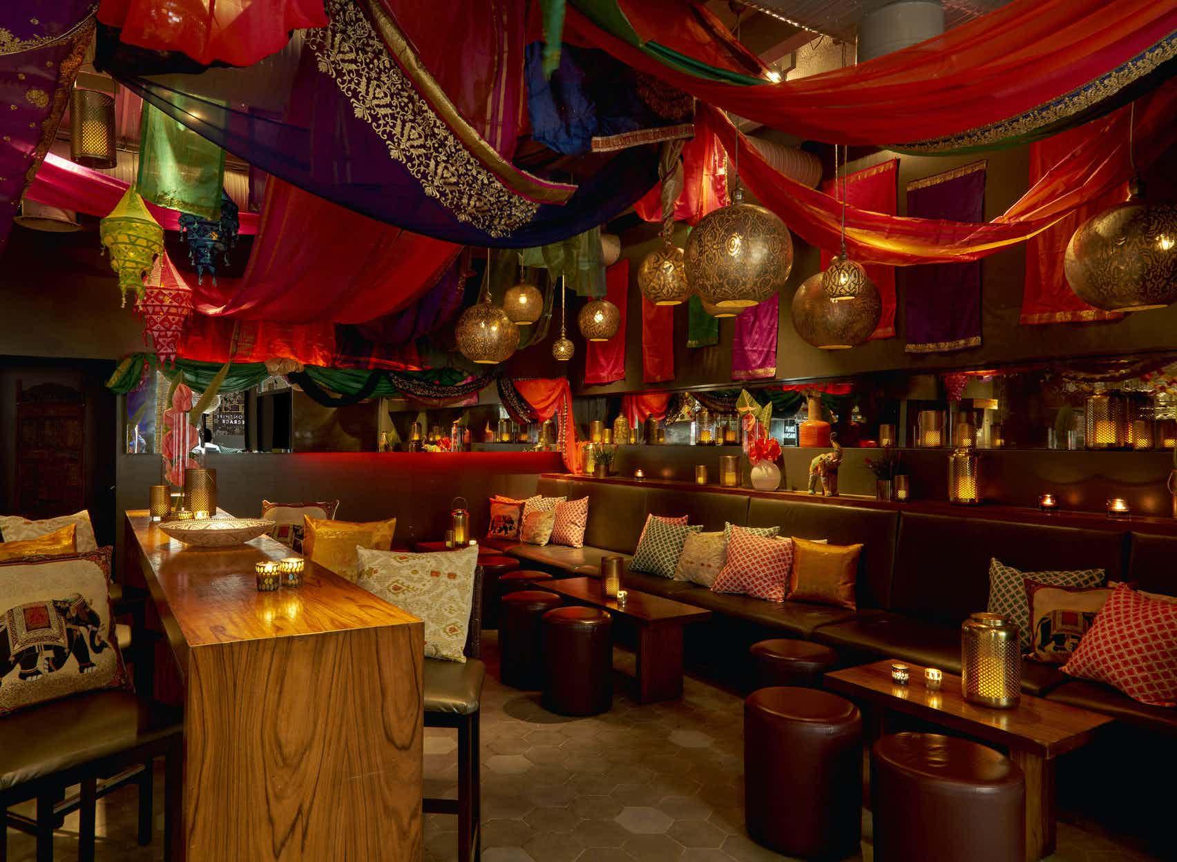 Anise Bar, Cinnamon Kitchen