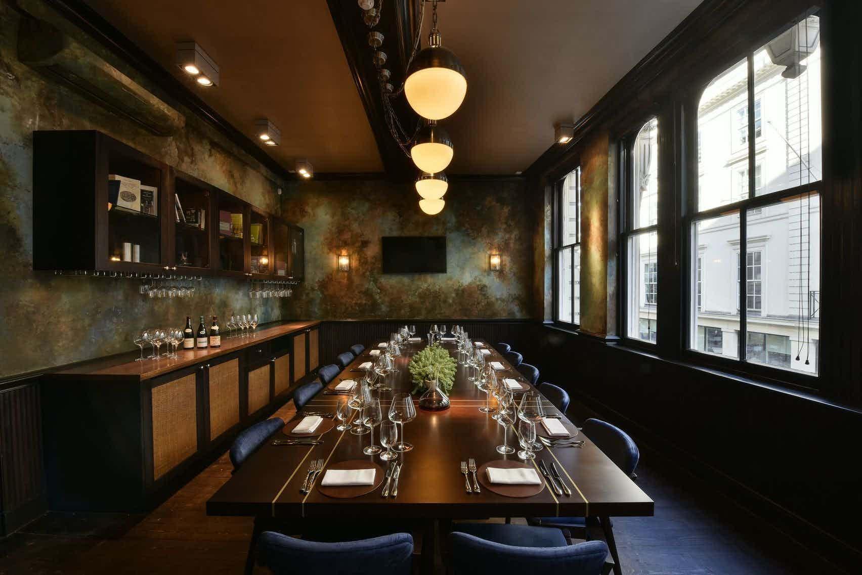 Jeroboam Room , Cabotte Restaurant