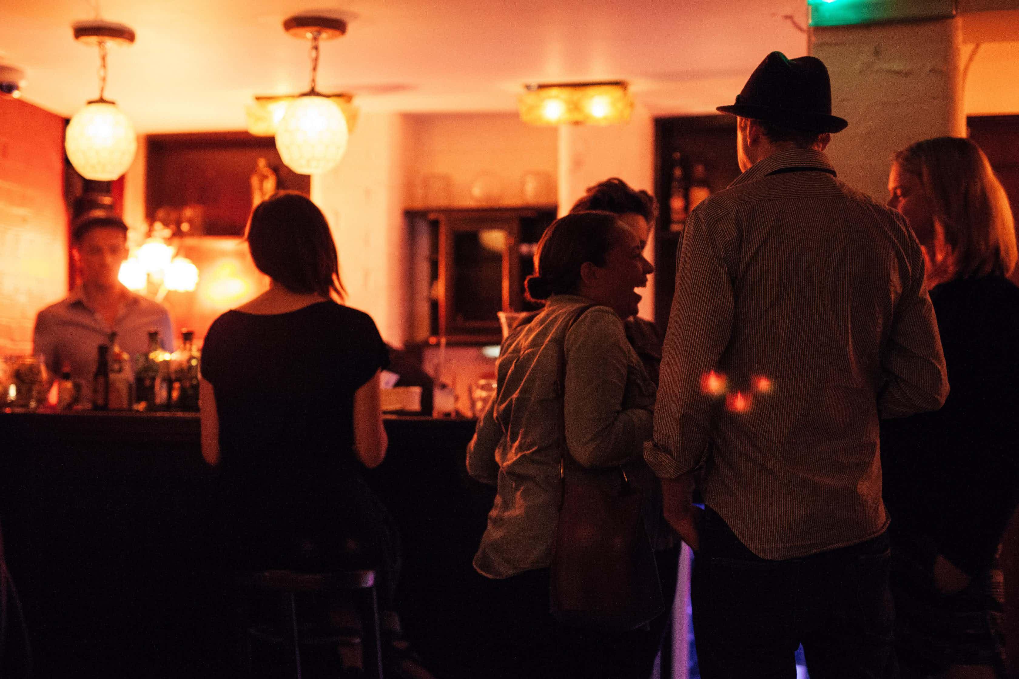 Basement Bar Exclusive Hire, Nelson's Head
