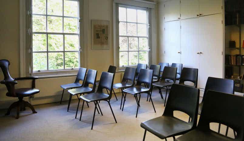 Meeting Room, Freud Museum London