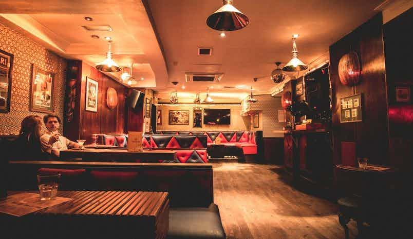 Whole Venue, The Shoreditch Bar