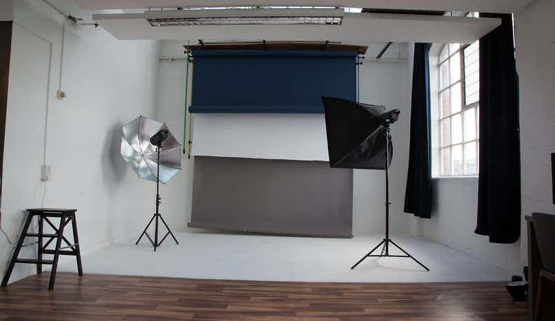 Studio hire with fantastic natural light, Moonshine studio