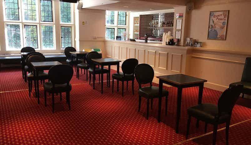 Circle Bar, Theatre Royal Windsor