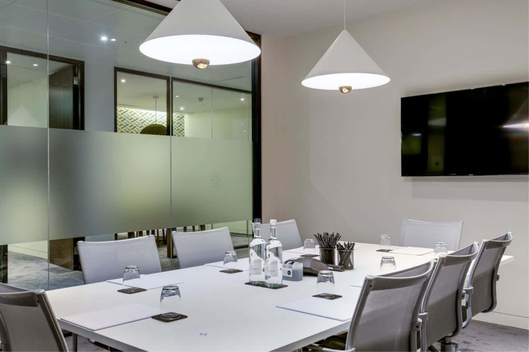 Meeting Room 3, The Clubhouse 8 St. James's Square