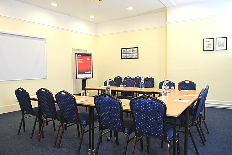 Colston B **Tired of the same old meeting spaces? Book Colston B at the Armada house and host your next meeting, workshop or conference in one of the best meeting rooms Bristol has to offer!** 