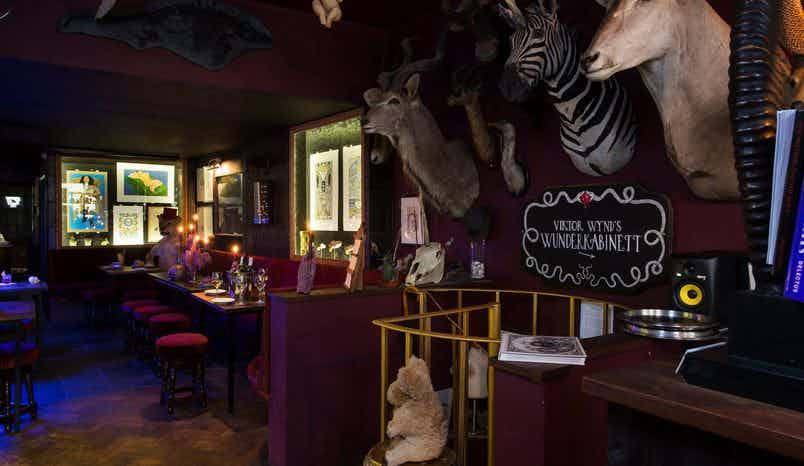 East London's Most Curious Cocktail Bar, The Last Tuesday Society & Viktor Wynd Museum of Curiosities