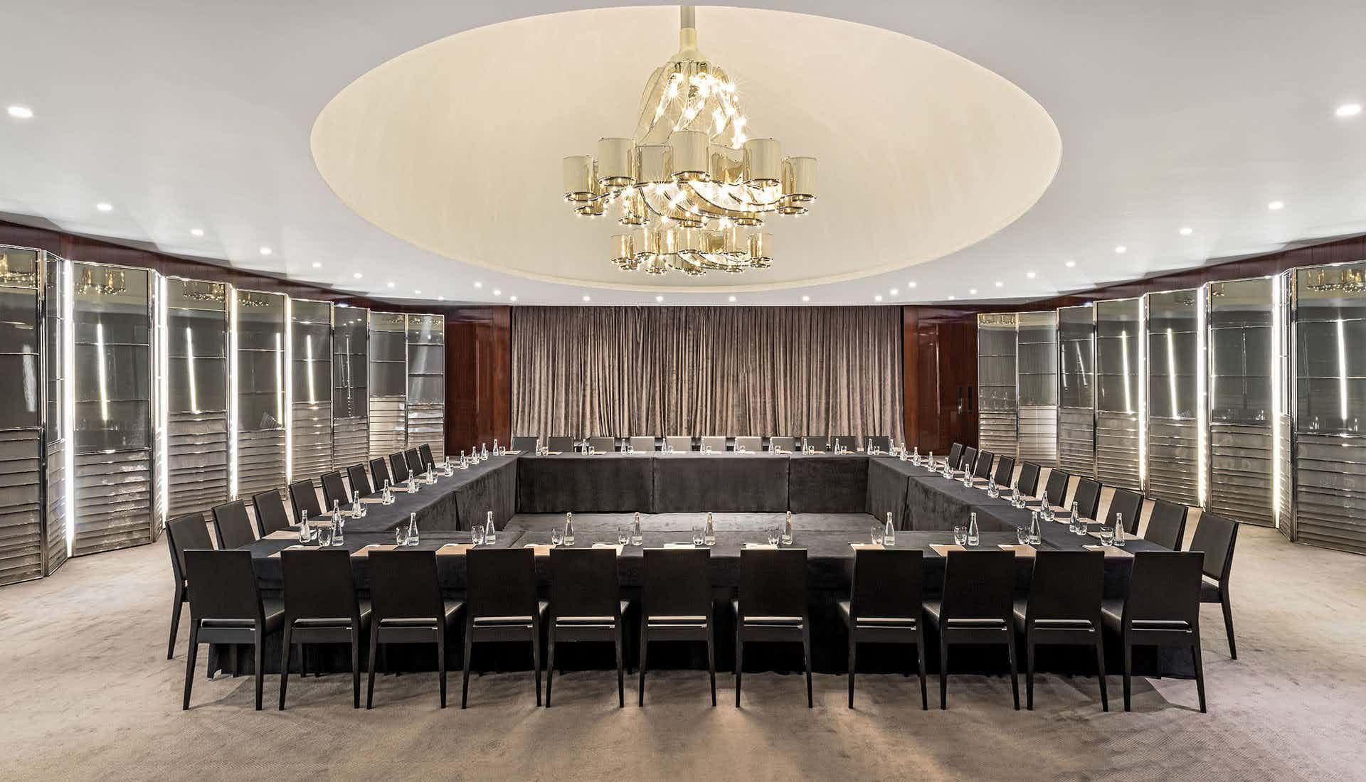 The Ballroom,  Bulgari Hotel, London