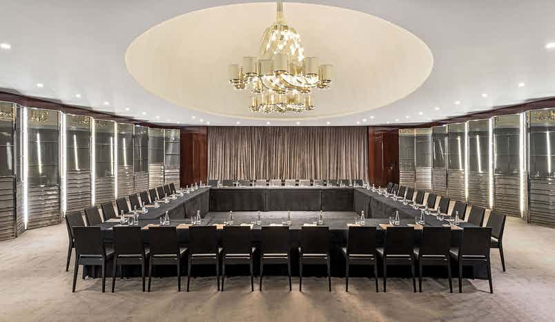 The Ballroom,  Bulgari Hotel, London