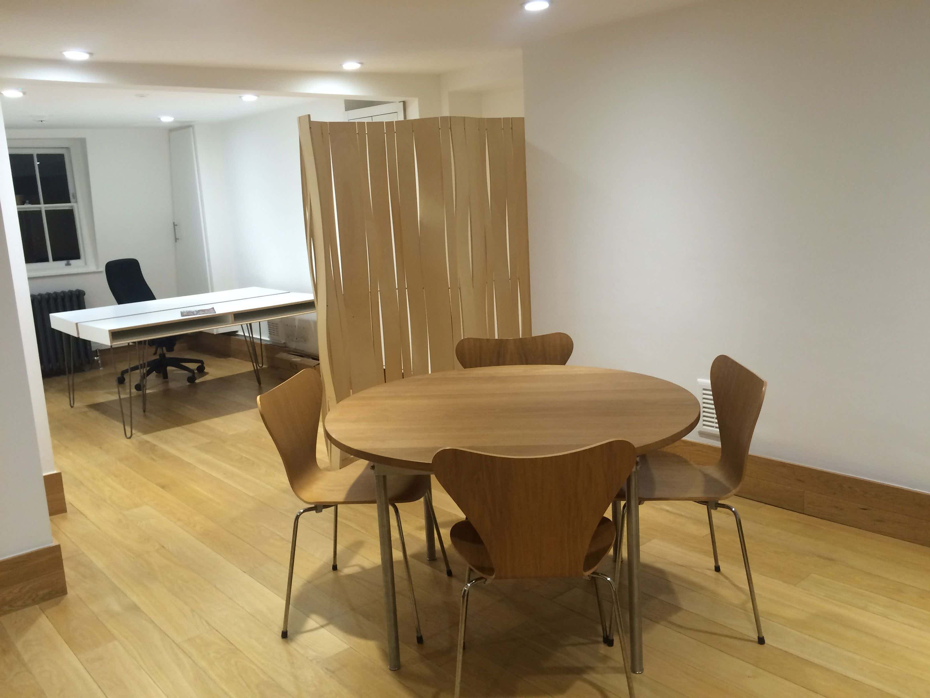 Meeting Room, Newburgh Street