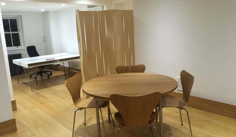 Meeting Room, Newburgh Street