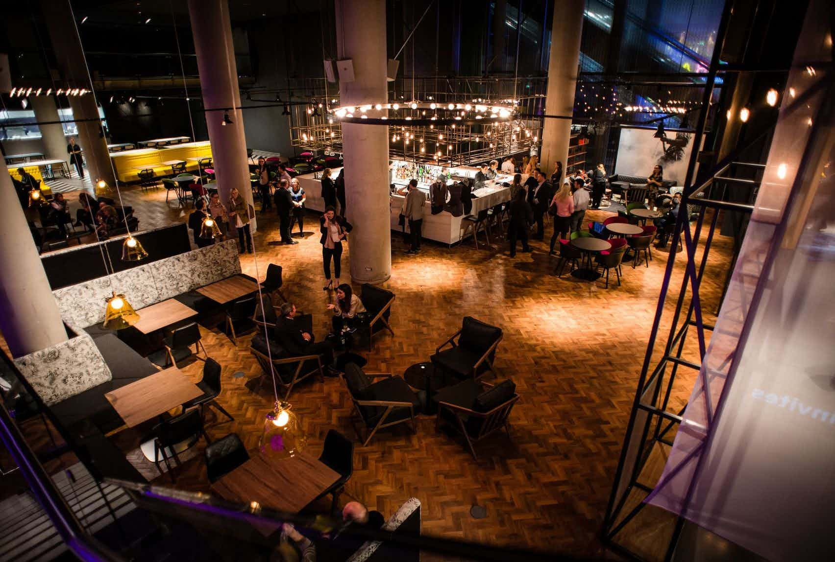 The American Express Lounge, The O2