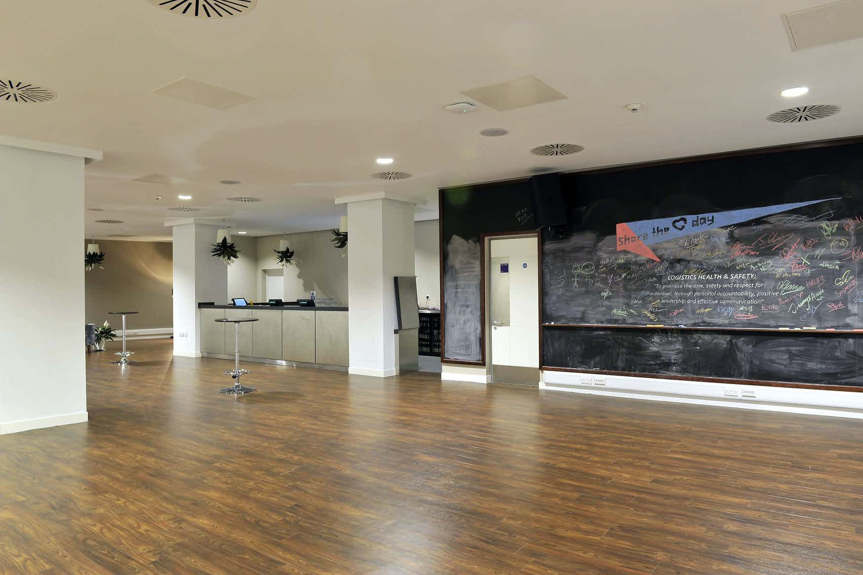 The Green Room and Chairman's Lounge, The O2