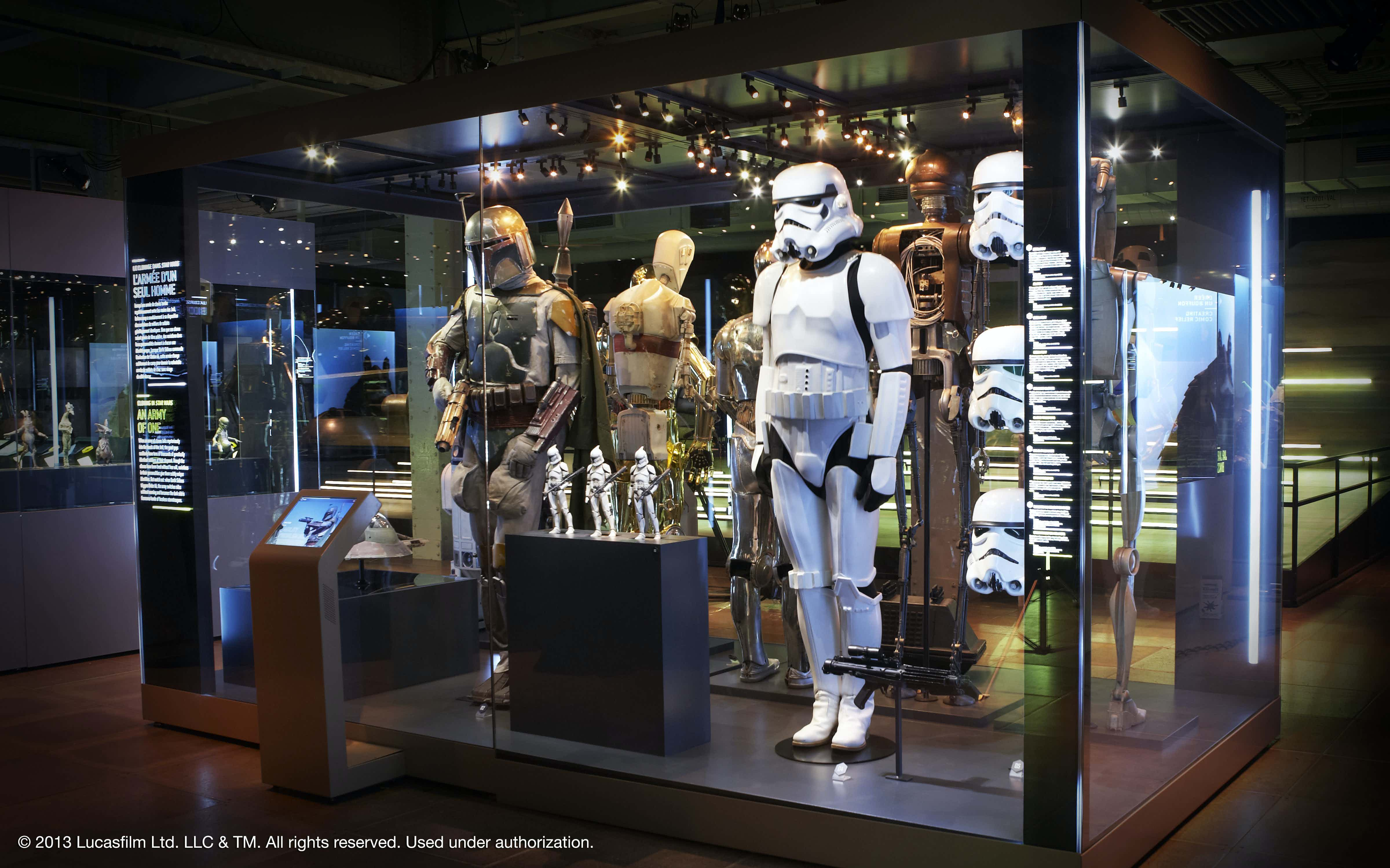 Star Wars Identities, The O2