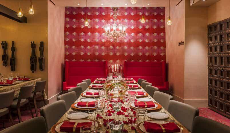 Private Dining, Masala Zone