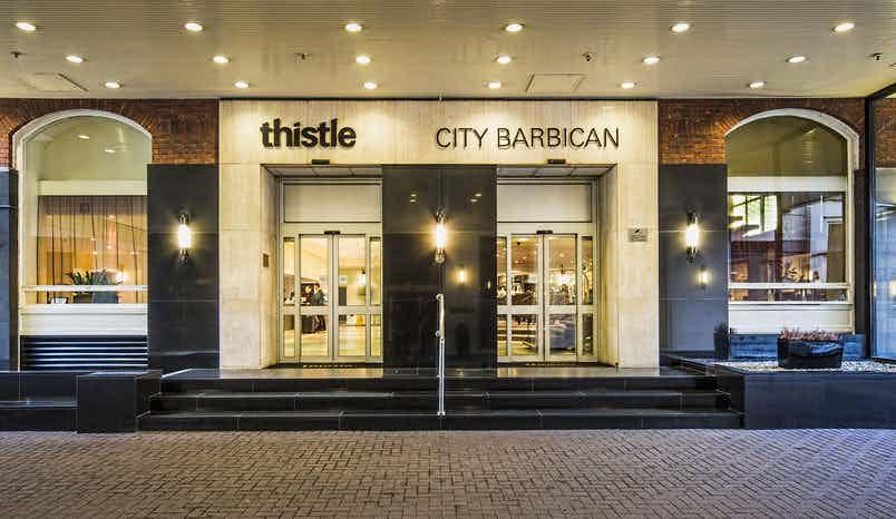 Directors' Suite, Thistle City Barbican