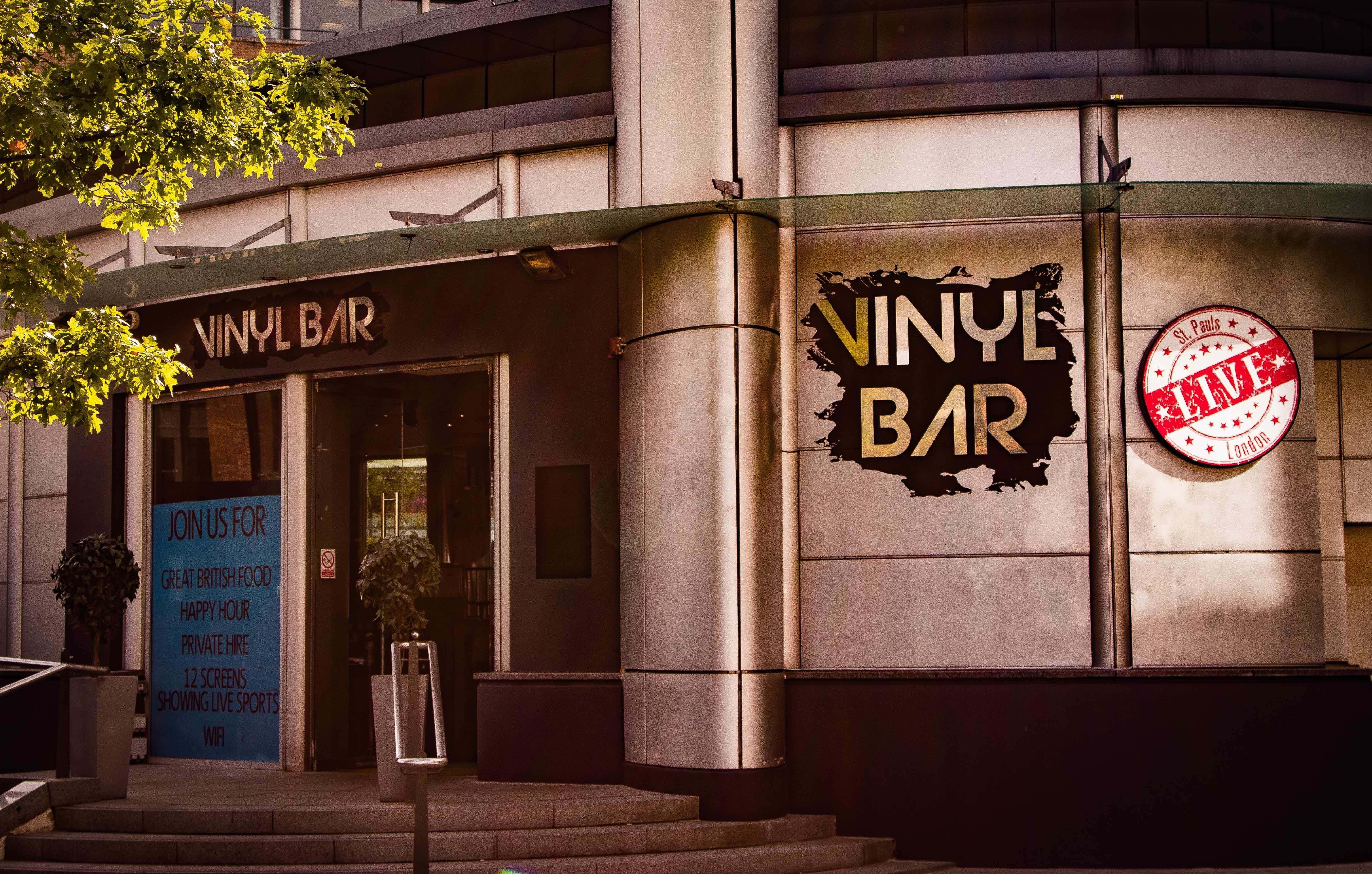 Event Space, Vinyl Bar & Kitchen St Paul's