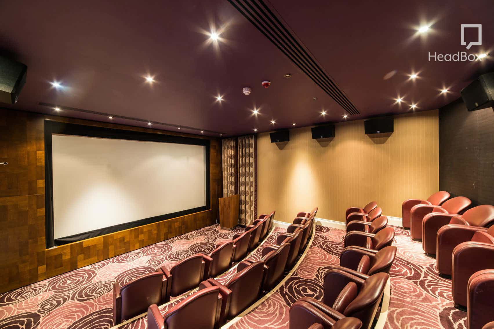 Cinema, The Roseate
