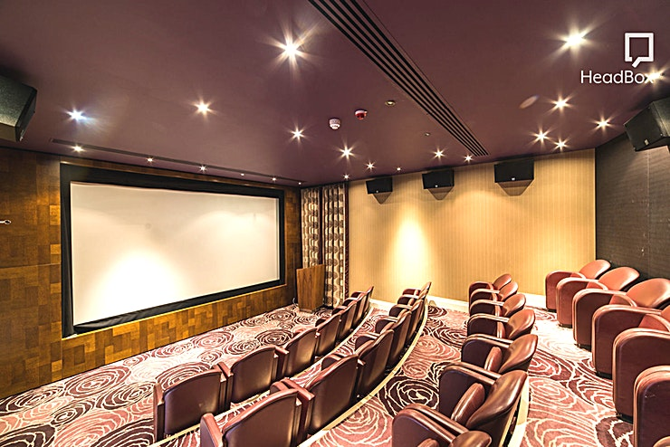 Cinema **For a superb cinema hire in Reading, book The Forbury Roseate.**